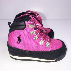 Ralph Lauren Polo Toddler Kids Winter Boots 7